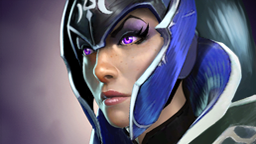Luna: physical damage, a level 3 Luna is provider very high damage, put her at back of the team